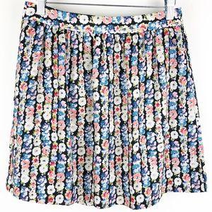 JCREW✨Mercantile Charlotte Floral Skirt 2